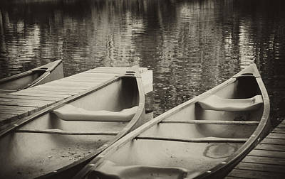 Photograph - Two For The Lake by Joye Ardyn Durham