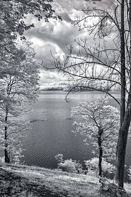 Photograph - Tygart Lake by Mary Almond