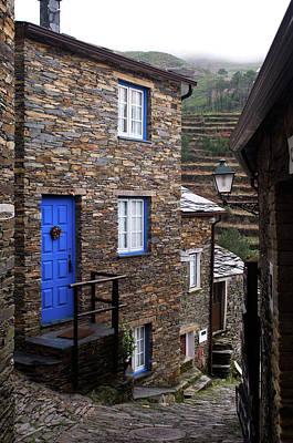 Typical House In Piodao Original by Dias Dos Reis