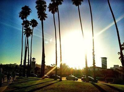 Photograph - Typical Santa Barbara by Raven Janush