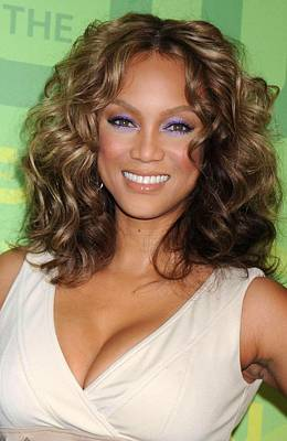 Tyra Photograph - Tyra Banks At Arrivals For Part 2 - The by Everett