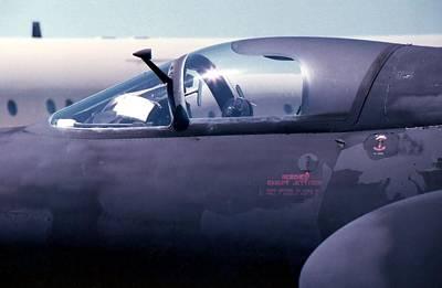 Photograph - U2 Cockpit by Lynnette Johns