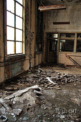 Photograph - Uban Decay by Joanne Coyle