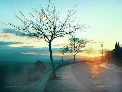 Digital Art - Ubeda 2 by Alfonso Garcia