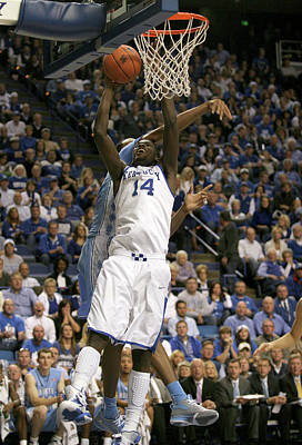Rupp Arena Photograph - Uk Vs. Unc - 10 by Mark Boxley