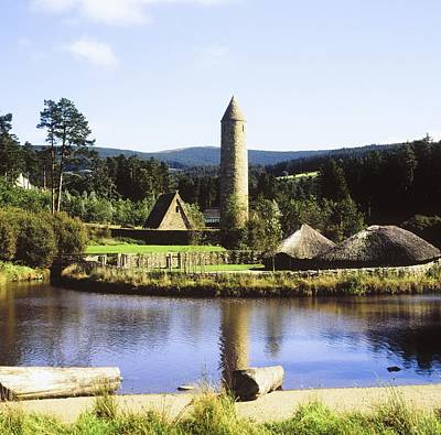 Ulster History Park, Omagh, County Art Print