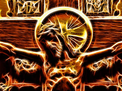 Art Print featuring the photograph Ultimate Sacrifice by Joetta West