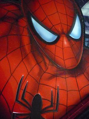Ultimate Spider Art Print by Beto Machado