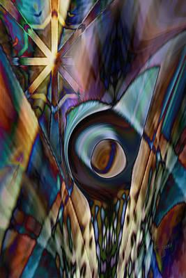 Digital Art - Ultimately None by Steve Sperry