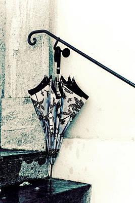 Umbrella Art Print by Joana Kruse
