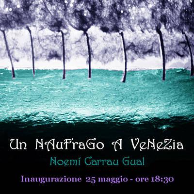 Un Naufrago A Venezia Art Print