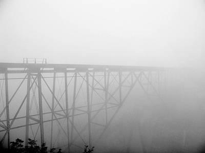 Photograph - Uncertain Destination by Judy Wanamaker