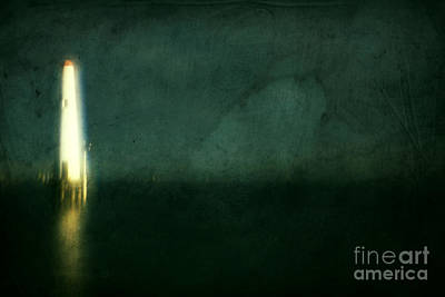 Photograph - Unconscious by Andrew Paranavitana