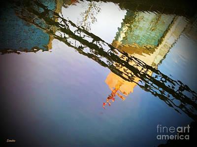Photograph - Under The Bridge by Eena Bo