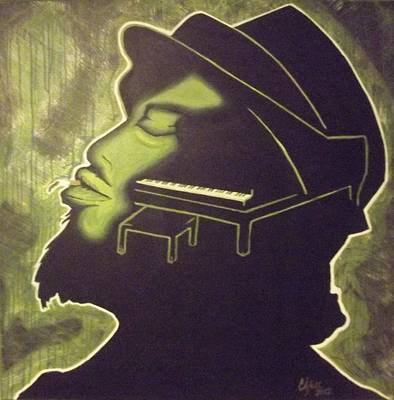 Under The Influence Art Print by Clyde Stallworth Jr