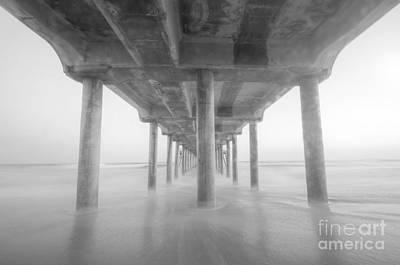 Photograph - Under The Pier by Yhun Suarez