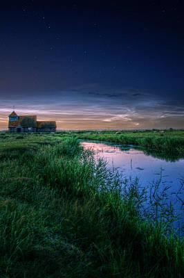 Kent Photograph - Under The Stars by Lee-Anne Rafferty-Evans