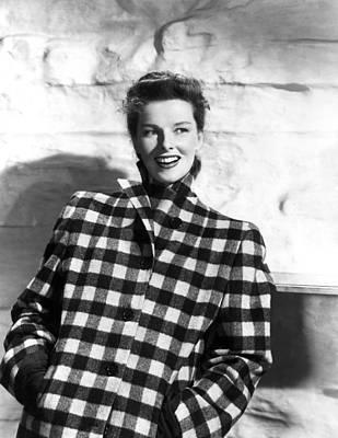 Undercurrent, Katharine Hepburn, 1946 Art Print