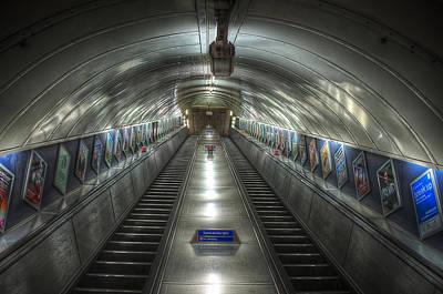 Underground 07 Art Print by Svetlana Sewell