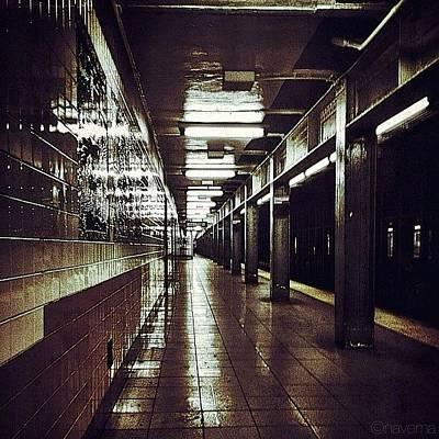 Gmy Photograph - Underground Gotham by Natasha Marco