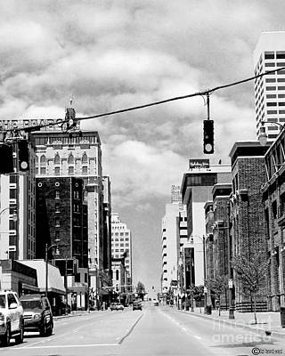 Photograph - Union Avenue Memphis by Lizi Beard-Ward