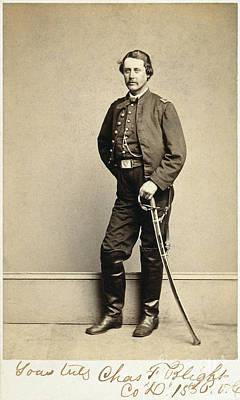 Union Soldier, 1860s Art Print by Granger