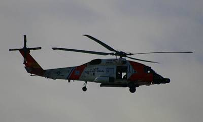 Photograph - United States Coast Guard Sikorsky Hh-60 Jayhawk by Christopher Kirby