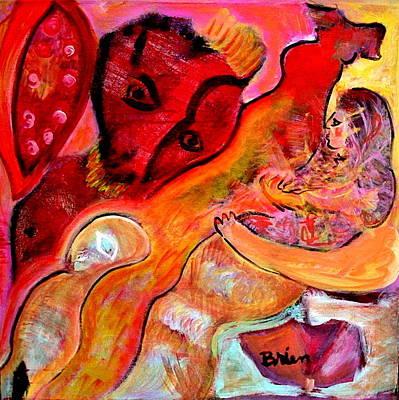 Painting - Universality by Shakti Brien