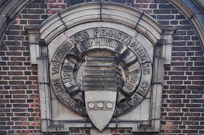 Franklin Field Photograph - University Of Pennsylvania by Bill Cannon