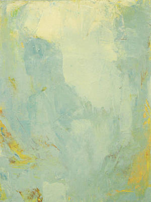 Painting - Untitled Abstract - Sea Colors by Kathleen Grace