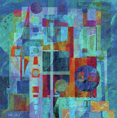Digital Art - Untitled by Helga Schmitt