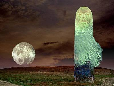Digital Art - Untitled P0832 by Zdzislaw Beksinski