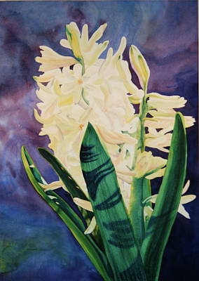 Art Print featuring the painting Untitled by Teresa Beyer