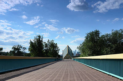 Photograph - Unusual Shapes by Michael Goyberg