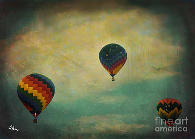 Photograph - Up Up And Away by Alana Ranney