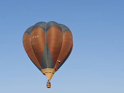 Balloons Photograph - Up Up And Away by Loree Johnson