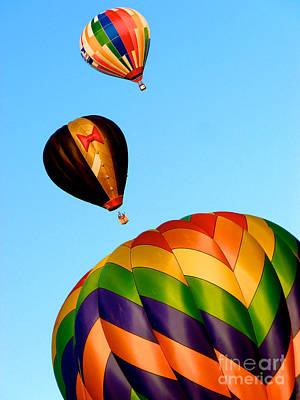 Photograph - Up Up And Away by Mark Dodd