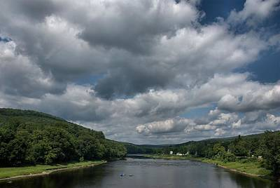 Photograph - Upper Delaware River by Steven Richman