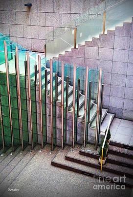 Photograph - Ups And Downs by Eena Bo