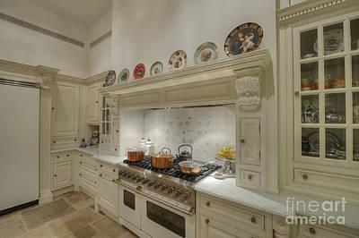 Upscale Photograph - Upscale Kitchen by Noam Armonn