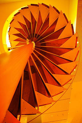 Photograph - Upside Down-frankfurt by John Galbo