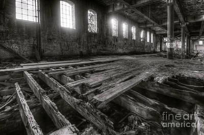 Photograph - Urban Decay 1.0 by Yhun Suarez