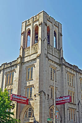 Photograph - Urban Grace Church by Tikvah's Hope