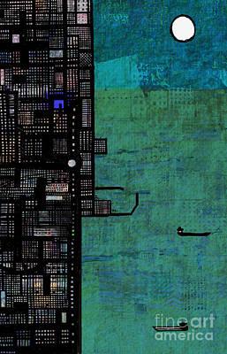 Urbanizacion 3 Art Print by Andy  Mercer