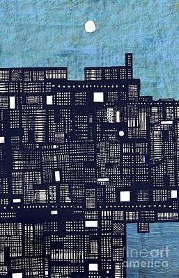 Urbanizacion 4 Art Print