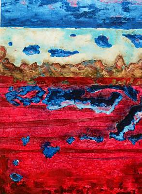 Boardroom Mixed Media - Usa In Decay by David Raderstorf