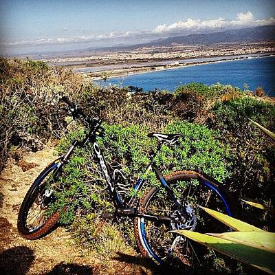 Mtb Photograph - Uscitina In Bici 😊 🚵 by Andrea  Ortu 🇮🇹