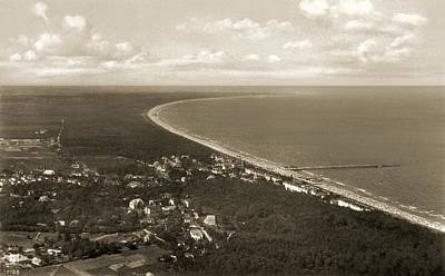Wernher Von Braun Photograph - Usedom Island, Germany 1938 by Detlev Van Ravenswaay