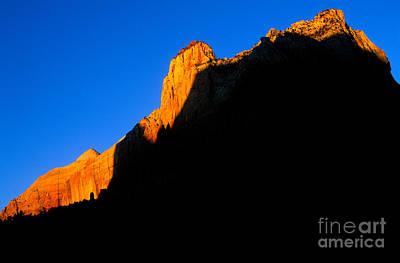 Photograph - Utah - Zion Landscape by Terry Elniski