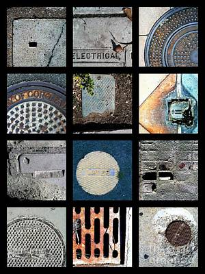 Photograph - Utilities by Marlene Burns